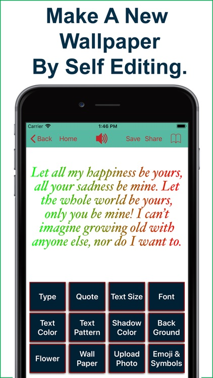 Best Love SMS & Quote 4 Lovers screenshot-4