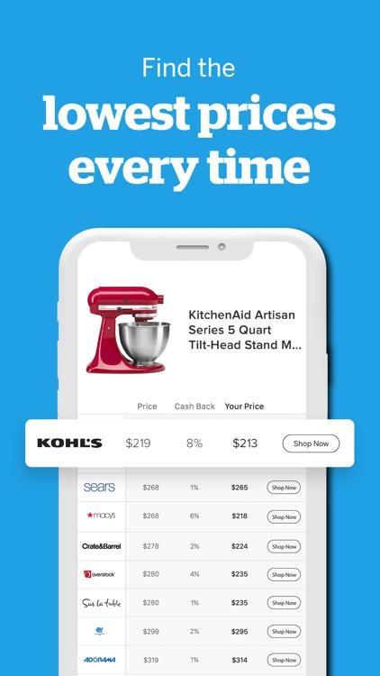 Rakuten Ebates: Earn Cash Back screenshot-3