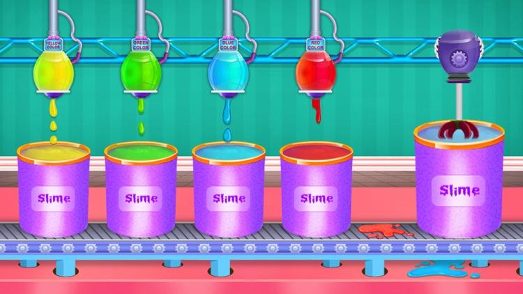 DIY Slime Factory Maker Play