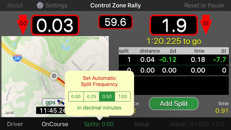 Control Zone Rally