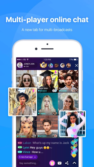 LiveMe – Live Video Chat-6