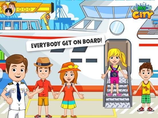 My City : Boat Adventures screenshot 7