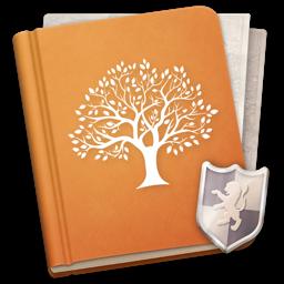 Ícone do app MacFamilyTree 9