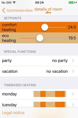 b@home-App - náhled
