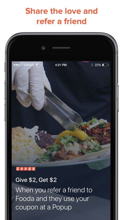 Fooda - Office Lunch Services screenshot-3