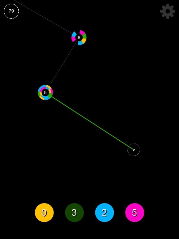 Screenshot #6 pour Circle Jump - Instant Shoot