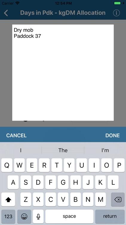 Grazing Calculator screenshot-3