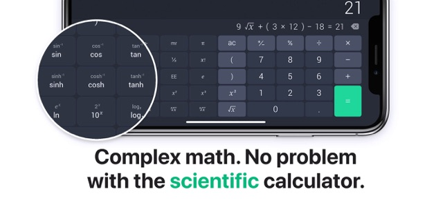 The Calculator On