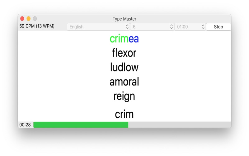 Type Master for Mac