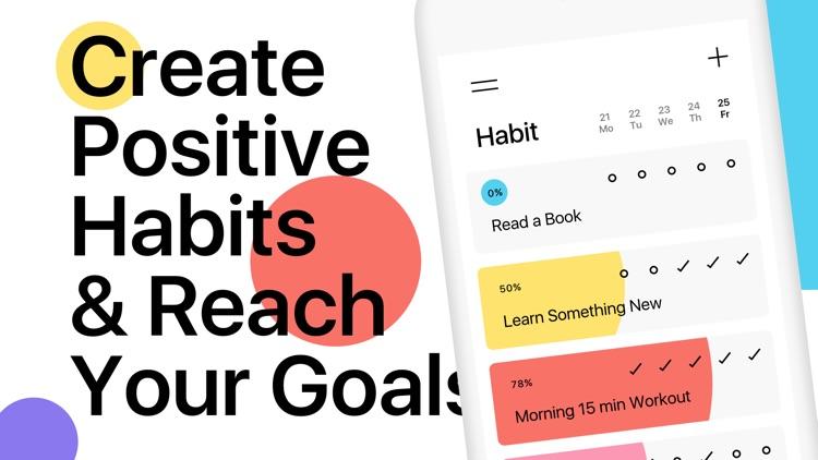 Habit — Daily Tracker screenshot-0