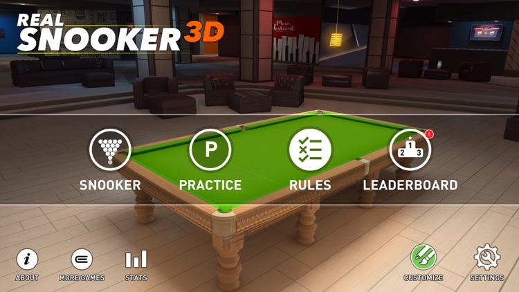 Real Snooker 3D screenshot-4