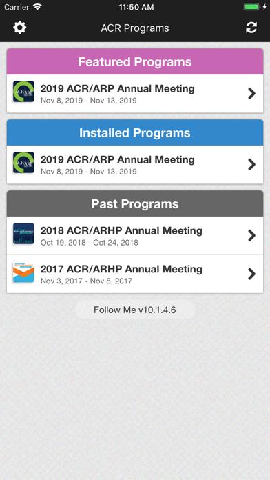 ACR Programsのおすすめ画像2