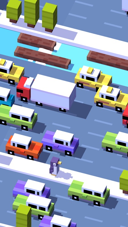 Crossy Road screenshot-2
