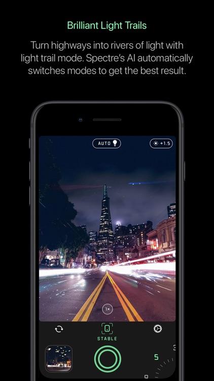 Spectre Camera screenshot-5