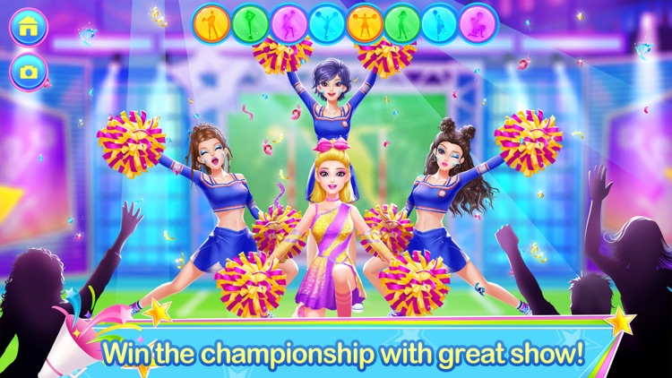 Cheerleader Superstar screenshot-3