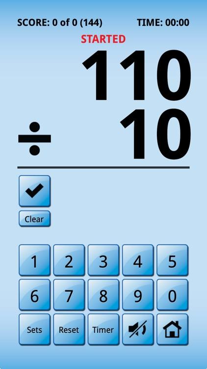 Math Whiz Flash Cards screenshot-3