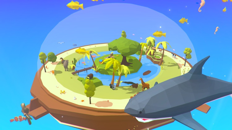 Underwater Garden -Noah Aqua- screenshot-3