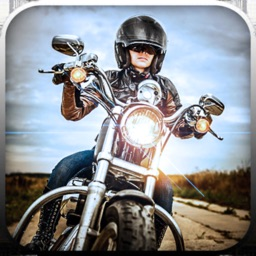 Highway Moto Traffic Rider