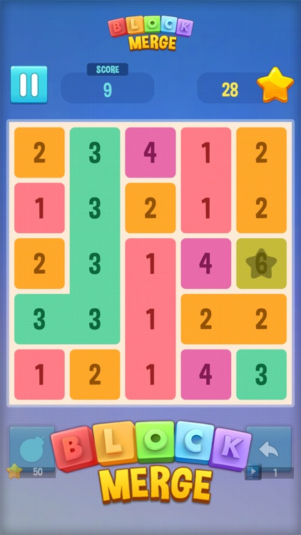 Merge Block - Number Up 13 screenshot-4