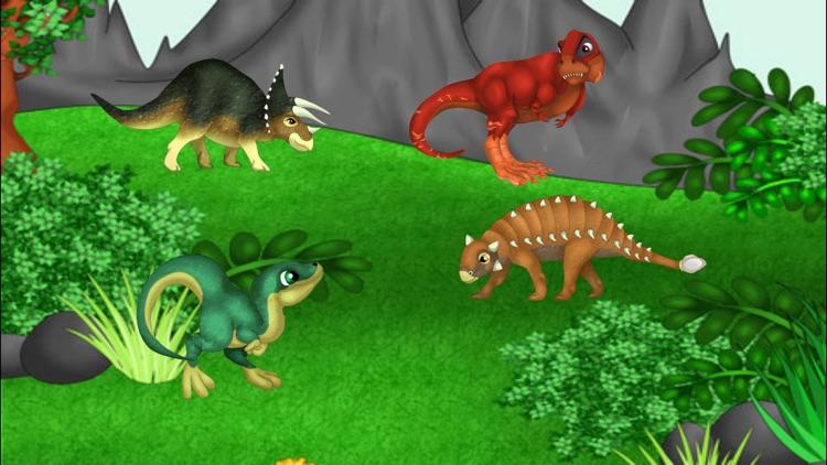 Dinosaur Labyrinth kids game