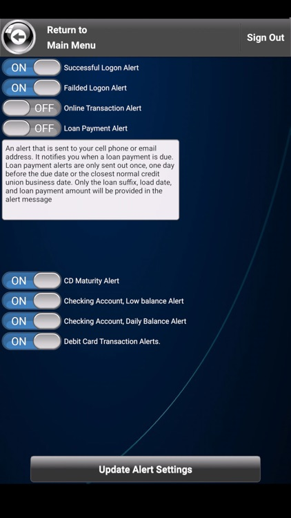 Strategic Federal Credit Union screenshot-5