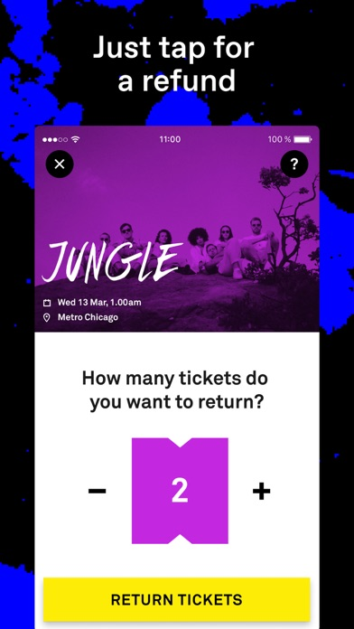 DICE: Gig and Club Tickets with No Booking Fees. screenshot
