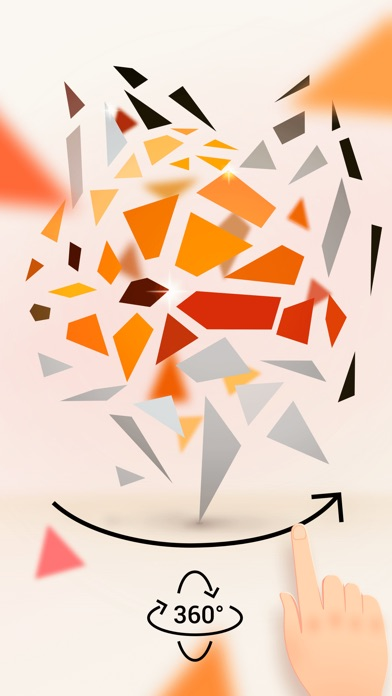 LOVE POLY - NEW PUZZLE GAME screenshot 1