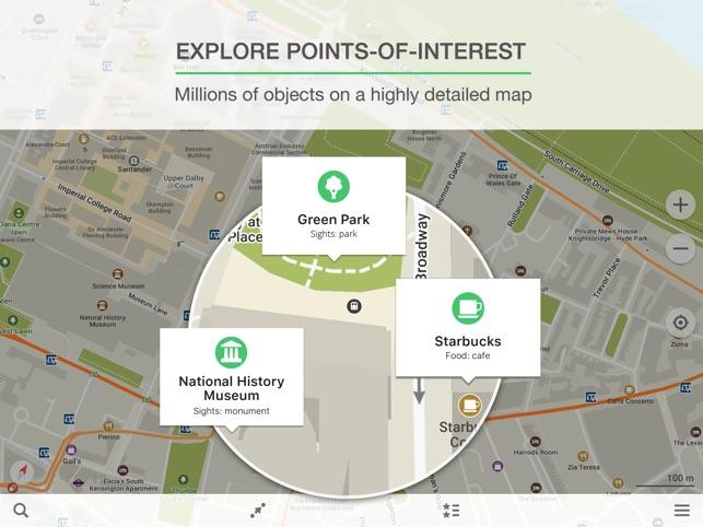 Offline Map Maker