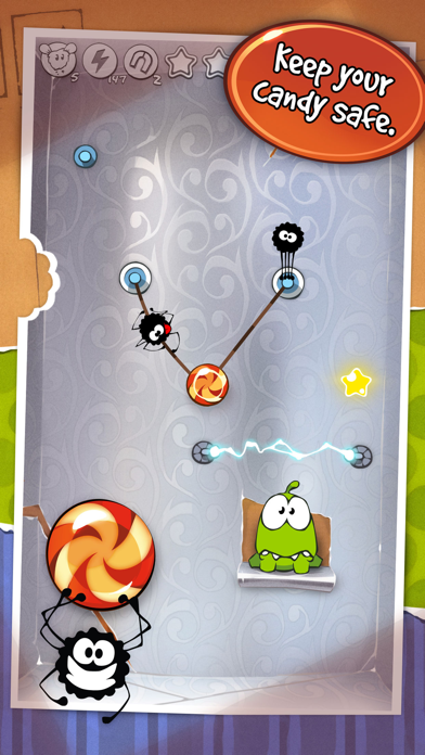 Cut the Rope free Resources hack