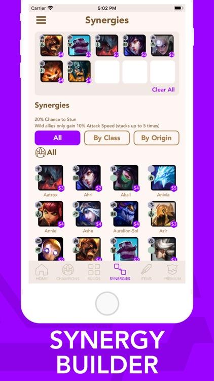 Builds for TeamFight Tactics screenshot-5