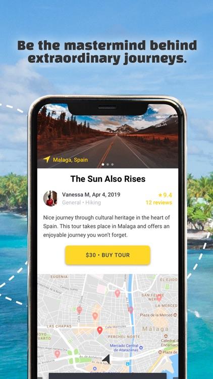 LAND - Travel Guides screenshot-3