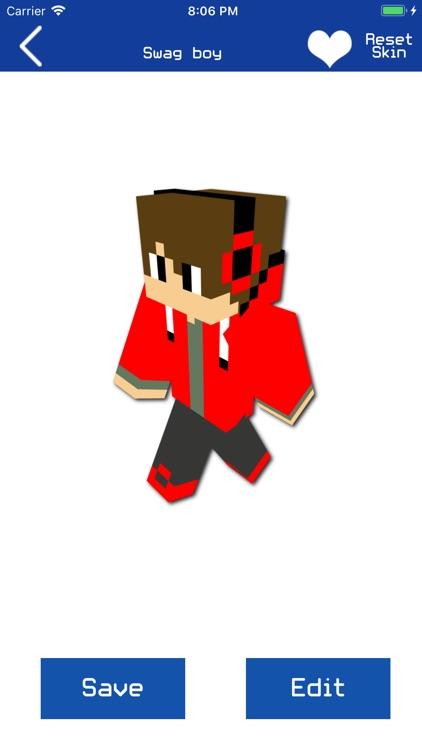 Boy Skins for Minecraft PE ! screenshot-3