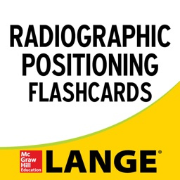 Radiographic Positioning Cards