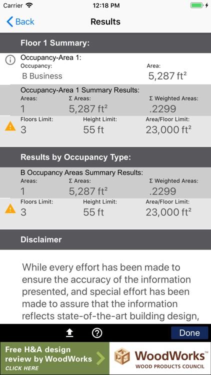 Heights and Areas Calculator screenshot-8