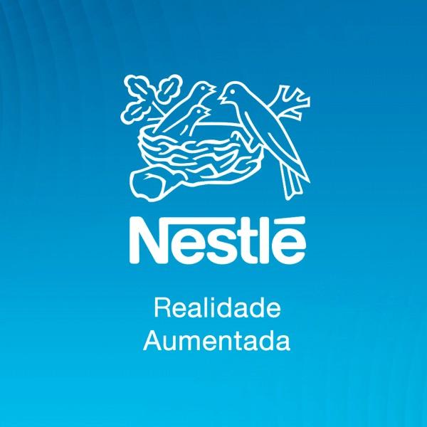 Nestle Realidade Aumentada