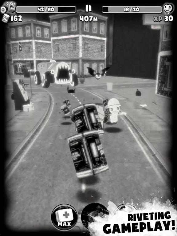 Bendy™ in Nightmare Runのおすすめ画像2