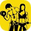 Fitness:健身房|在家锻炼