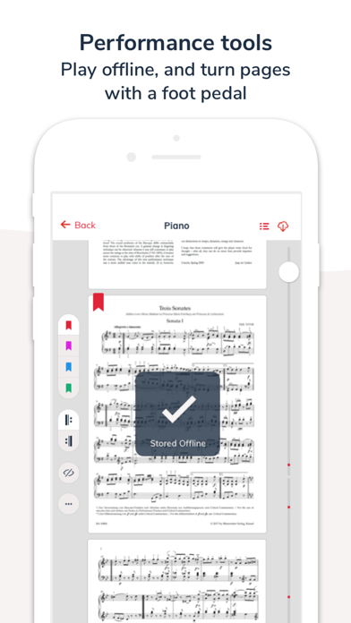 Download nkoda: the sheet music library for Android