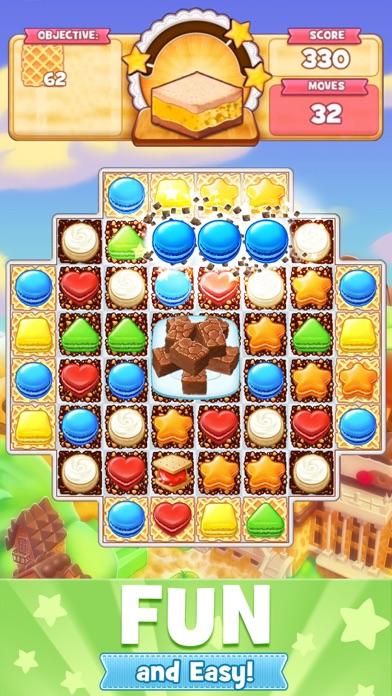 Cookie Jam Matching Game