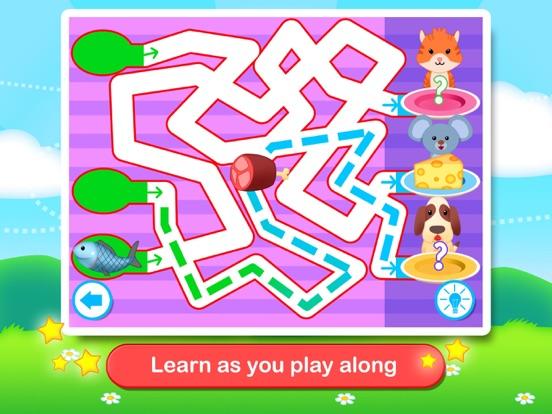 Toddler Maze 123のおすすめ画像3