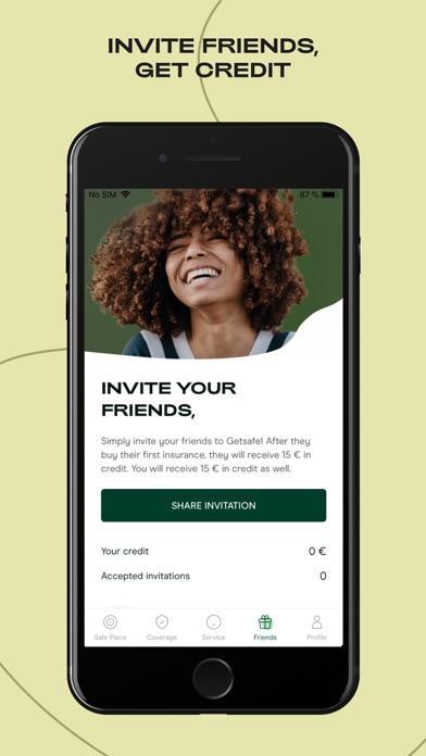 messages.download Getsafe software
