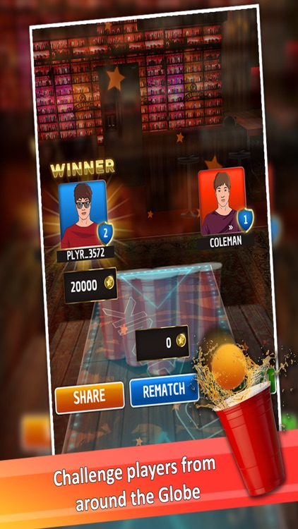 Beer Pong : Trickshot screenshot-1