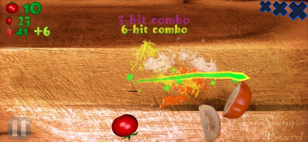 Veggie Ninja Cheat Codes