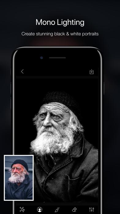 Phocus: Portrait mode editor Screenshots