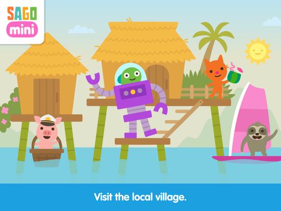 Sago Mini Vacation screenshot 10