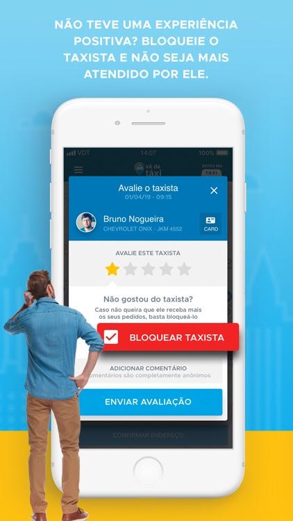 Vá de Táxi - O seu app de táxi screenshot-7