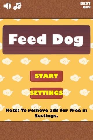 Feed Dog - náhled