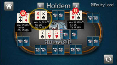 HORSE Poker Calculator screenshot1