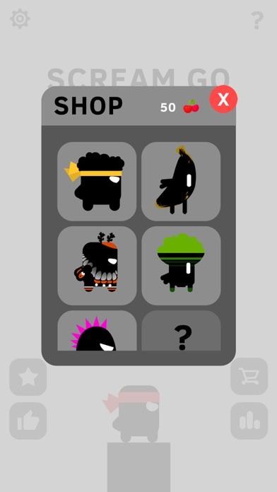Scream Go Hero app image