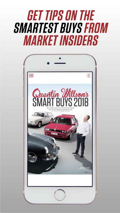 Classic Cars magazine screenshot-7
